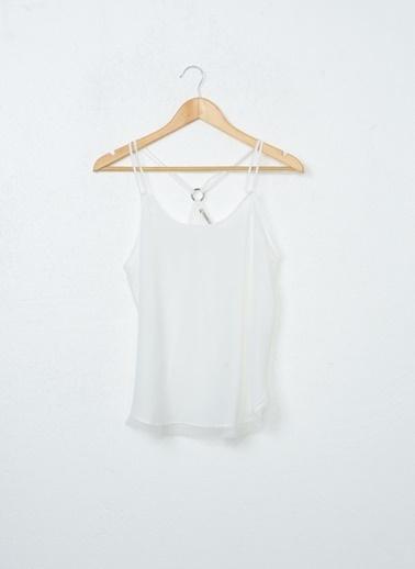 ParkBravo Bluz Beyaz
